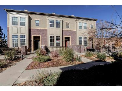 Highlands Ranch Condo/Townhouse Under Contract: 932 Rockhurst Drive #B