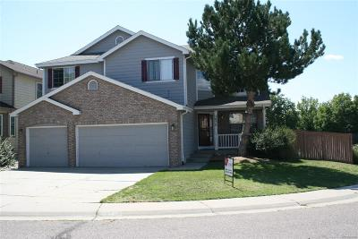 Centennial Single Family Home Active: 5070 South Olathe Circle