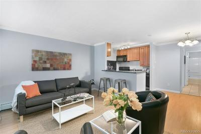 Arvada Condo/Townhouse Under Contract: 5402 Carr Street #202