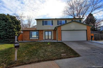 Westminster Single Family Home Under Contract: 2506 West 105th Court