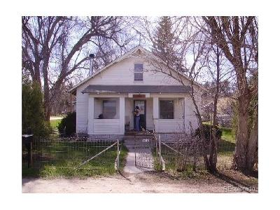Elbert County Single Family Home Active: 23879 Eccles Street