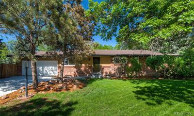 Denver Single Family Home Active: 5501 East Vassar Avenue