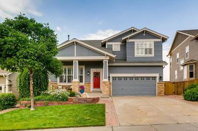 The Hearth Single Family Home Active: 10557 Wagon Box Circle