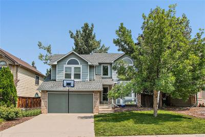 Highlands Ranch Single Family Home Active: 6315 Collegiate Drive