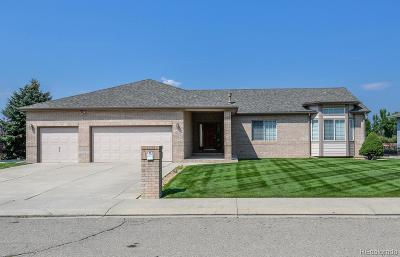 Boulder County Single Family Home Active: 1673 Brown Court