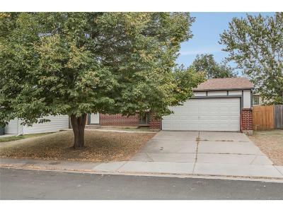 Aurora, Denver Single Family Home Active: 4812 South Quintero Circle
