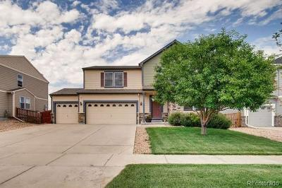 Adams County Single Family Home Active: 15181 East 101st Way