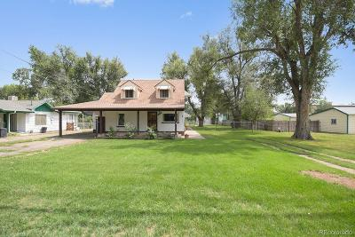 Wheat Ridge Single Family Home Under Contract: 4210 Xenon Street