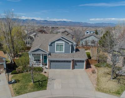 Westridge Single Family Home Under Contract: 9361 Desert Willow Way
