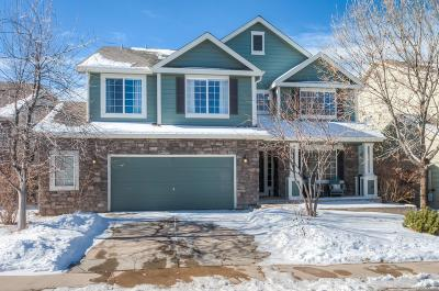 Littleton Single Family Home Under Contract: 7783 Rampart Way