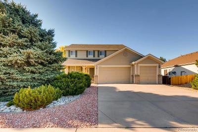 Parker Single Family Home Under Contract: 17305 East Twinberry Street