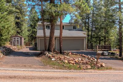 Conifer Single Family Home Under Contract: 30703 Kings Valley Drive