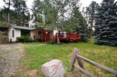 Evergreen Single Family Home Active: 1177 Upper Bear Creek Road