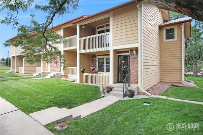 Northglenn Condo/Townhouse Active: 11678 Community Center Drive #66