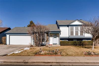 Centennial Single Family Home Under Contract: 6046 South Netherland Circle