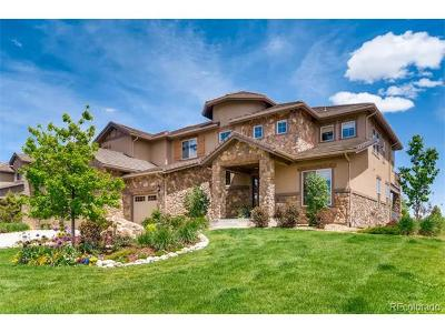 Broomfield Single Family Home Active: 13904 Beacon Street