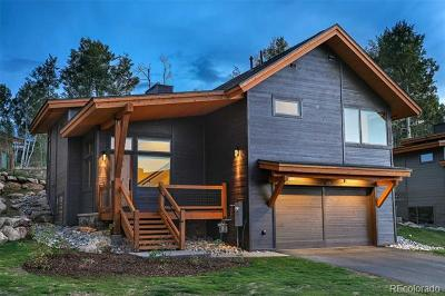 Summit County Single Family Home Active: 73 West Baron Way