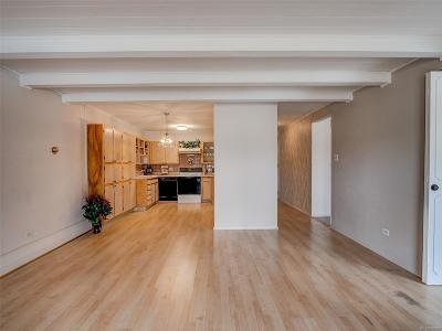 Denver Condo/Townhouse Active: 665 South Clinton Street #9A