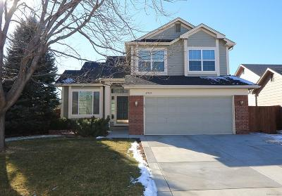 Lakewood Single Family Home Active: 2903 South Coors Drive