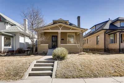 Single Family Home Under Contract: 1112 Adams Street