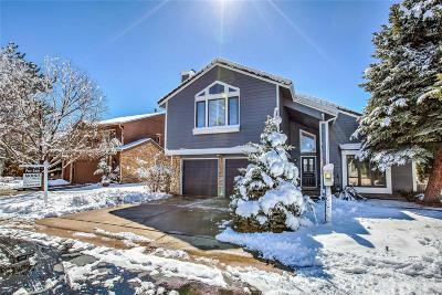 Denver CO Single Family Home Active: $619,000