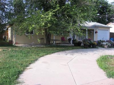 Single Family Home Sold: 13675 East 13th Avenue