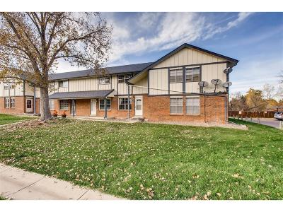 Littleton Condo/Townhouse Active: 7039 South Webster Street #J