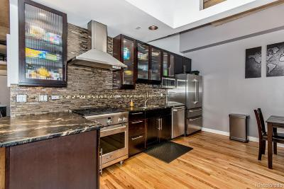 Denver CO Condo/Townhouse Sold: $375,000