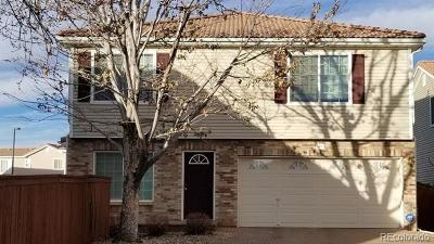 Denver Single Family Home Active: 20000 Mitchell Place #83