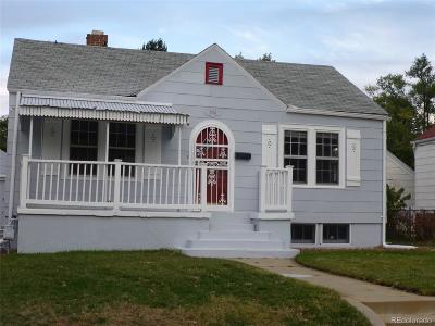 Englewood Single Family Home Under Contract: 3790 South Sherman Street