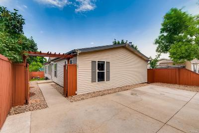 Federal Heights Single Family Home Active: 9008 Rampart Street