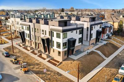 Denver Condo/Townhouse Under Contract: 3101 West 18th Avenue