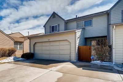 Littleton Condo/Townhouse Under Contract: 6640 South Yukon Way