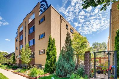 Denver Condo/Townhouse Active: 10 North Ogden Street #201