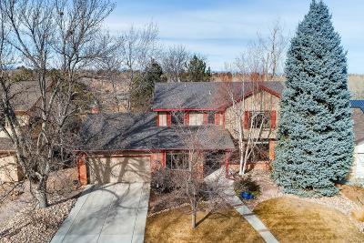 Centennial Single Family Home Under Contract: 7373 South Fillmore Circle