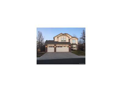 Aurora CO Single Family Home Active: $417,875
