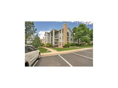 Littleton Condo/Townhouse Under Contract: 6765 South Field Street #7-711