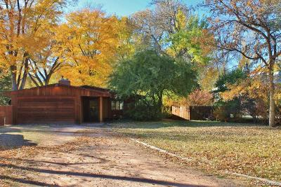 Lakewood Single Family Home Under Contract: 1875 Glen Gyle Drive