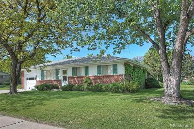 Boulder Single Family Home Active: 845 32nd Street