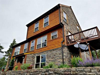 Conifer, Evergreen Single Family Home Under Contract: 63 Zaza Lane