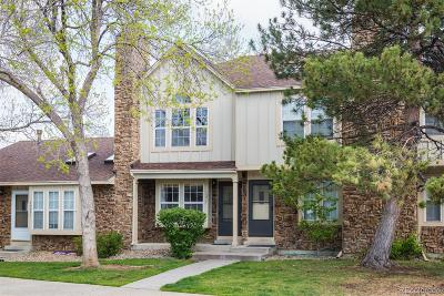 Condo/Townhouse Under Contract: 1237 South Flower Circle #E