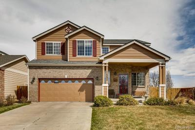 Commerce City Single Family Home Under Contract: 14093 East 104th Place