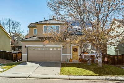Highlands Ranch Single Family Home Under Contract: 10015 Apollo Bay Way