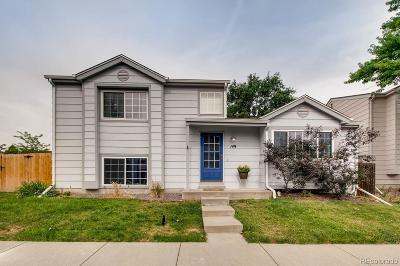Castle Rock Single Family Home Under Contract: 149 Quicksilver Avenue