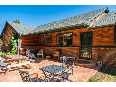 Evergreen, Arvada, Golden Single Family Home Active: 635 Divide View Drive