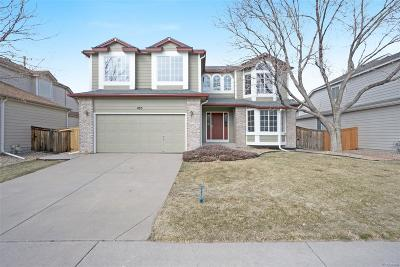 Highlands Ranch Single Family Home Active: 485 Bexley Street