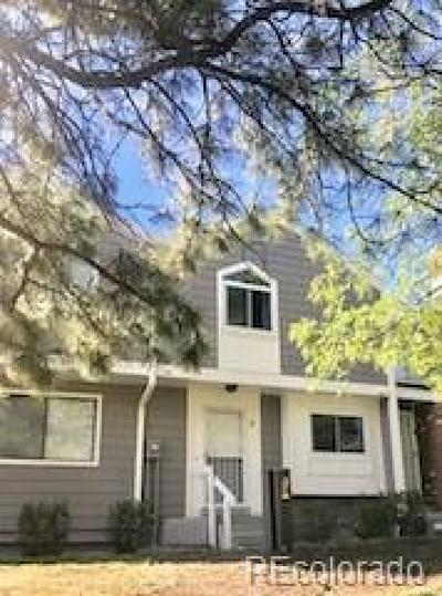 Arvada Condo/Townhouse Active: 6840 West 84th Circle #5
