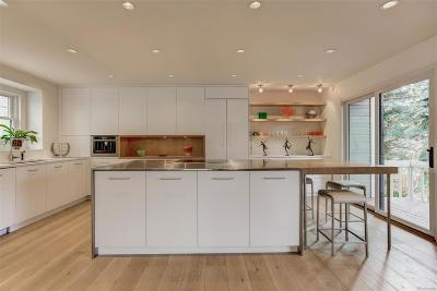 Boulder Condo/Townhouse Under Contract: 2439 Bluff Street