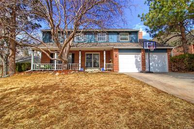 Centennial Single Family Home Active: 6679 South Locust Way