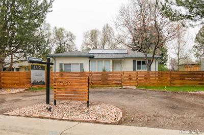 Single Family Home Active: 3209 East Yale Way
